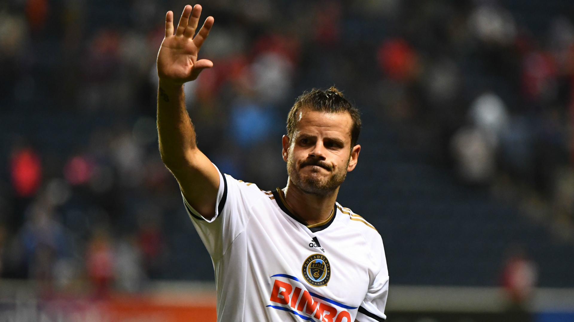 Tranquillo Barnetta MLS Philadelphia Union 09232016