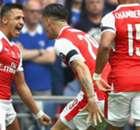 FT: Arsenal 2-1 Chelsea