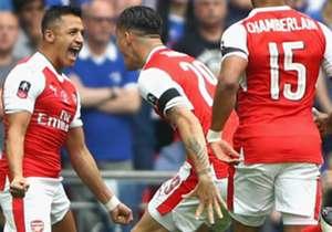 2017 | ARSENAL | FA Cup.