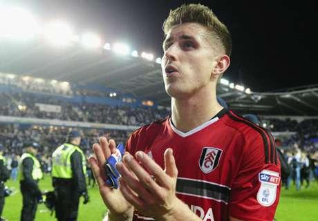 Fulham reject £20m Cairney bid