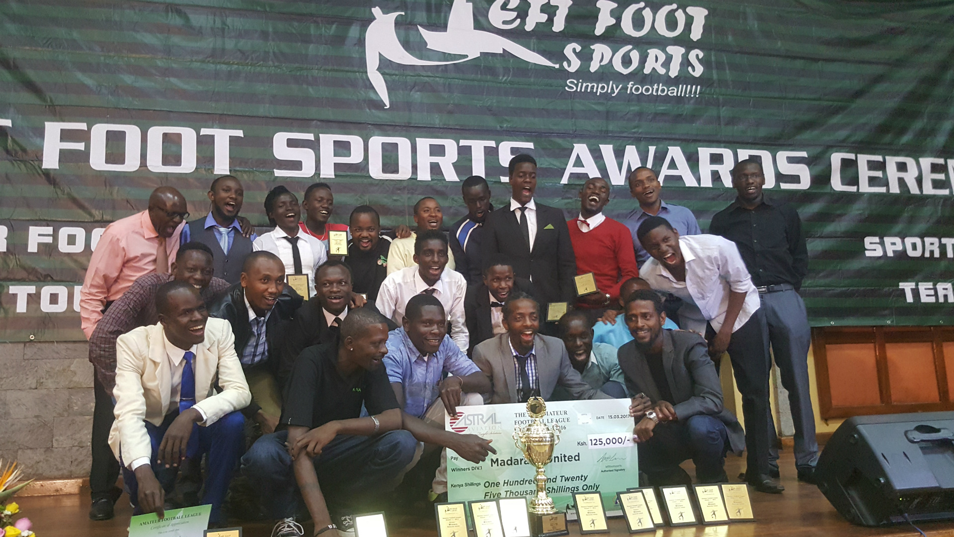 Left Foot 2.