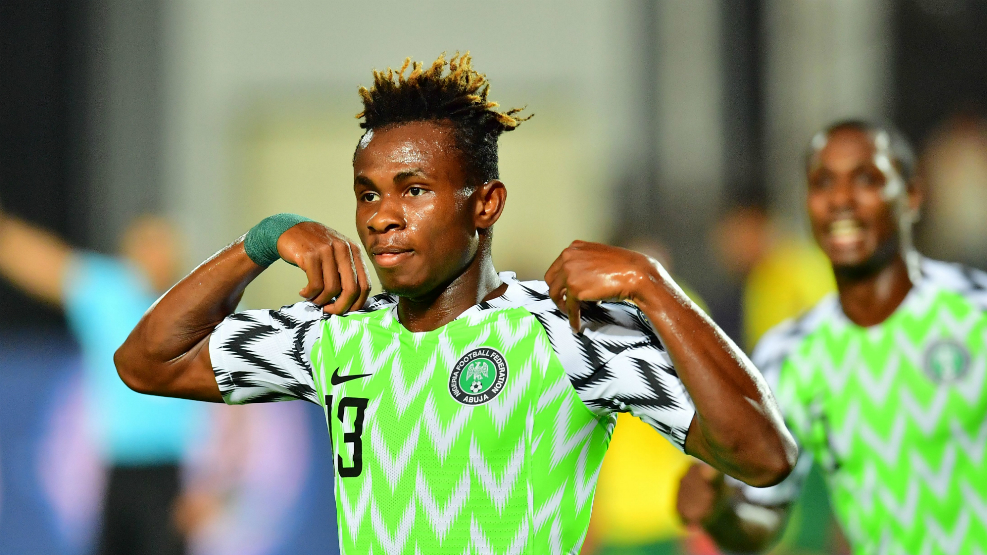 Afcon 2019: Twitter reacts as Nigeria beat South Africa in the quarter-finals