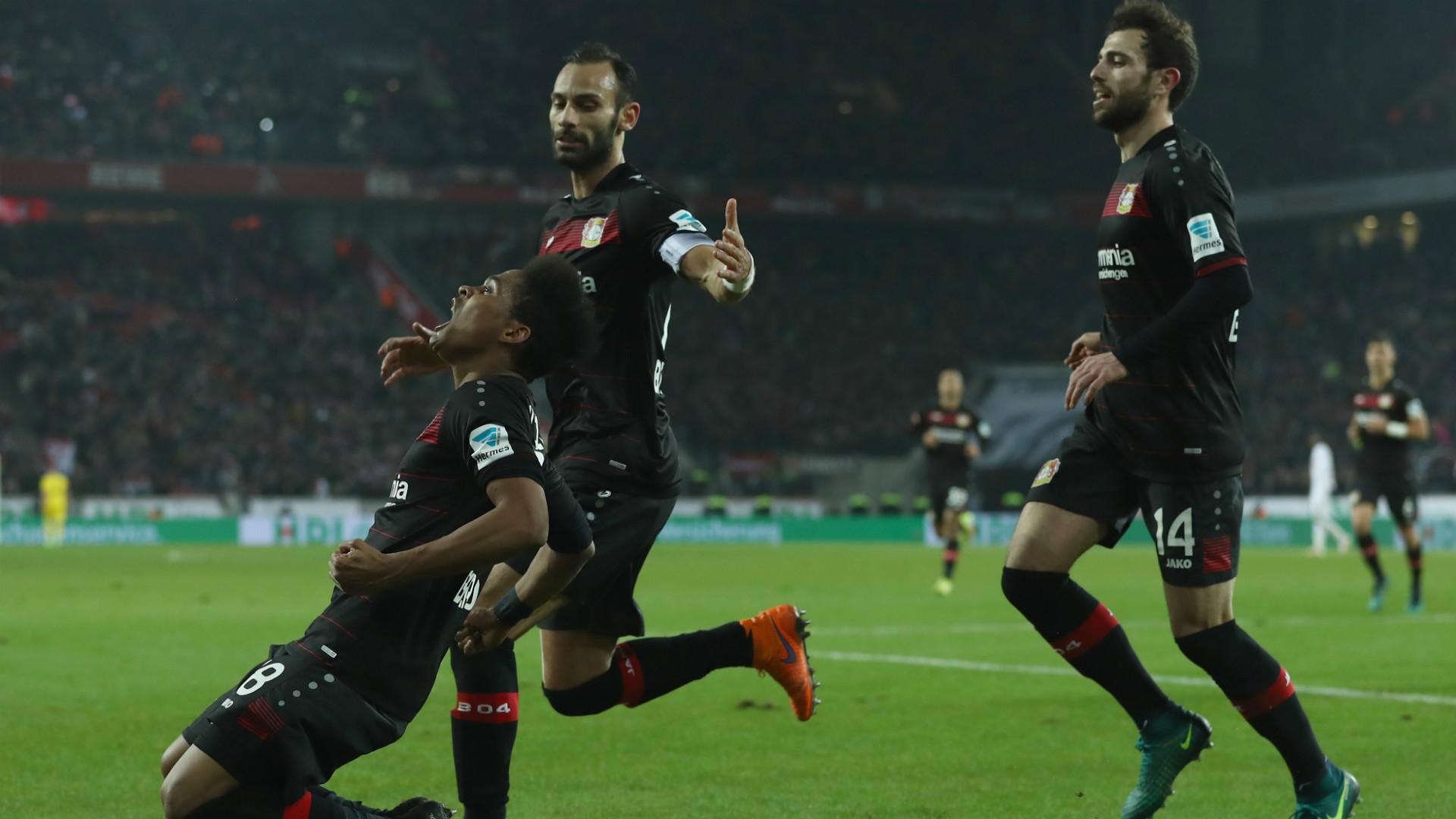 Wendell - Bayer Leverkusen - 21/12/2016