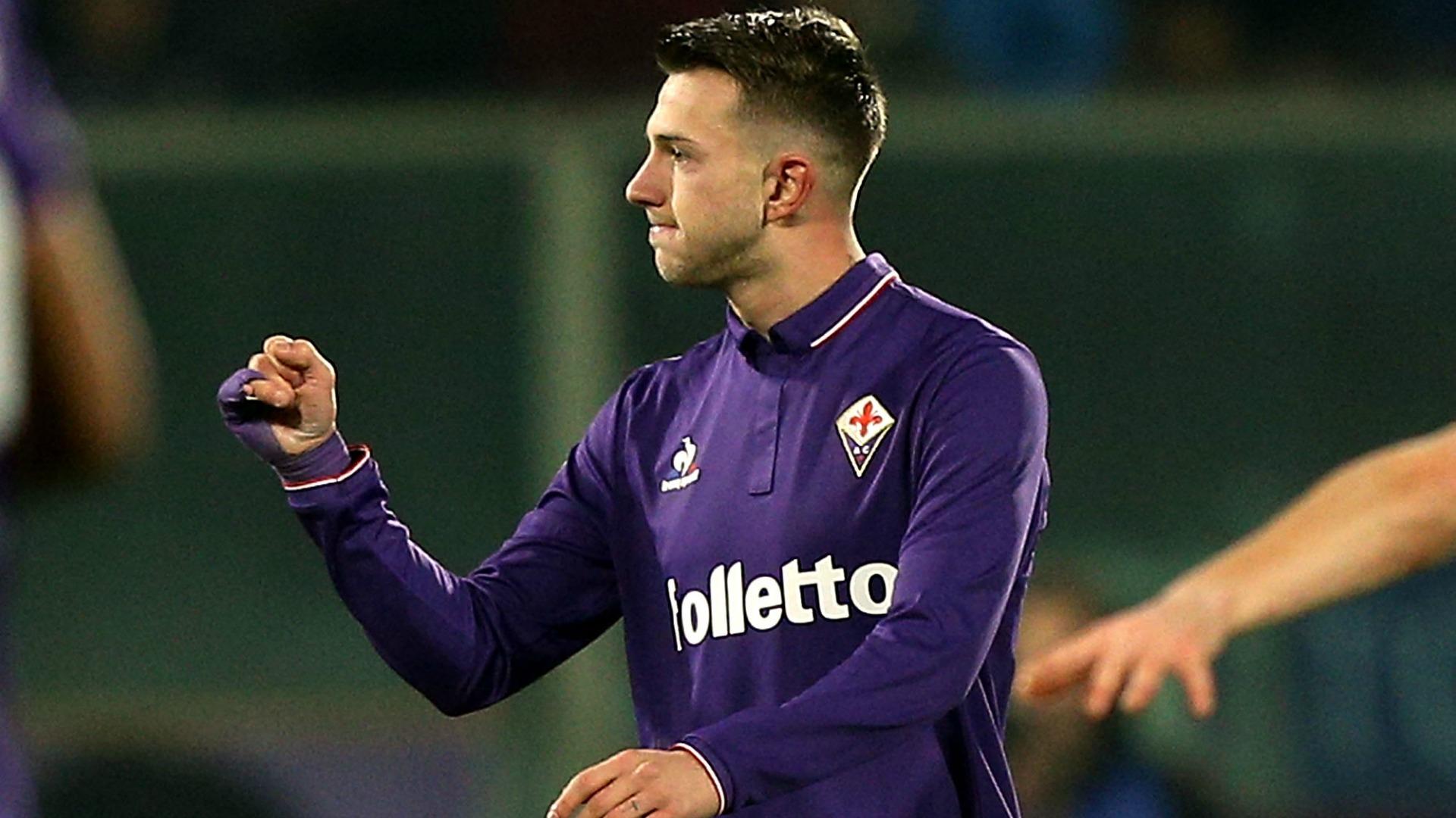Federico Bernardeschi Fiorentina Napoli Serie A