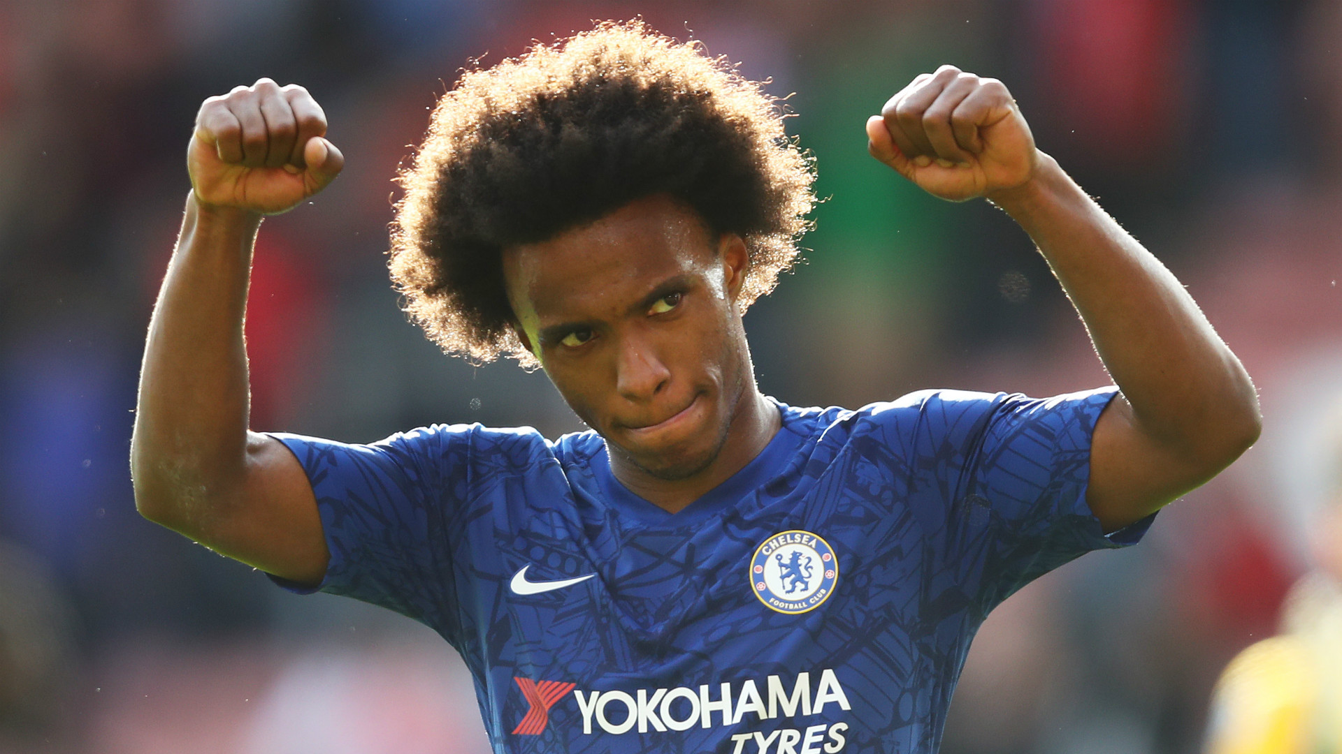 'Juventus would be the ideal club for Willian' - Chelsea star urged to join Serie A giants