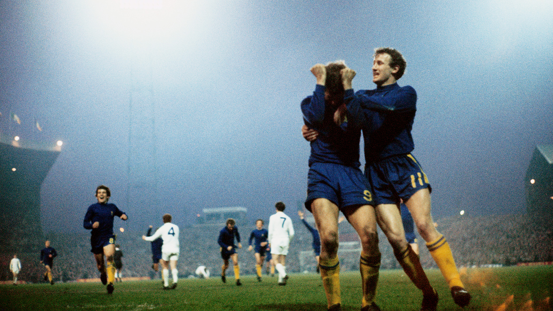 Peter Osgood Chelsea Leeds United 1970 FA Cup