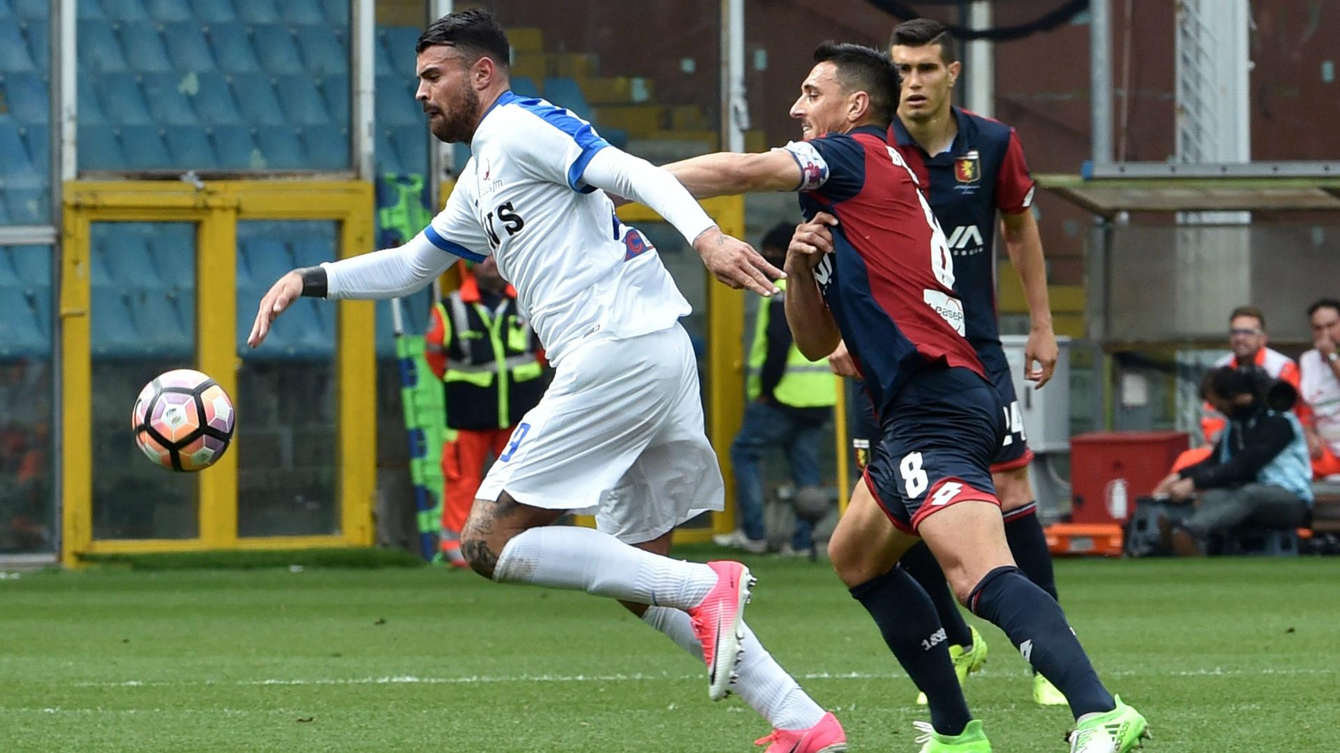 Andrea Petagna Genoa Atalanta Serie A 02042017