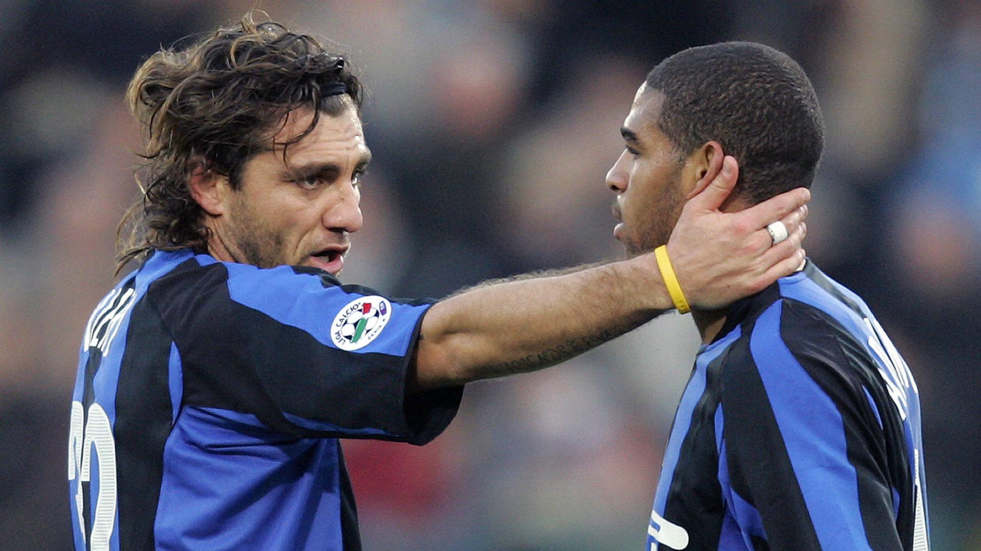 Vieri Adriano Inter