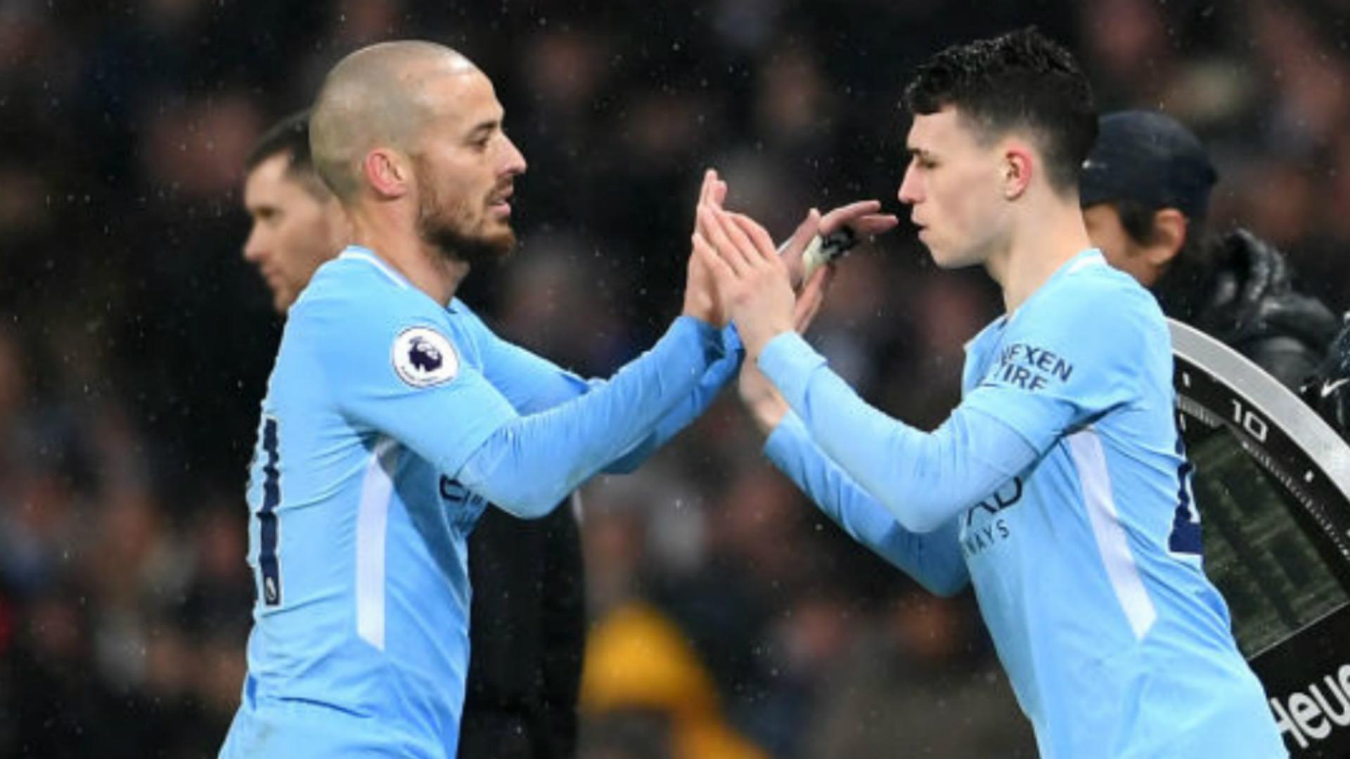 Manchester City - David Silva quittera le club en fin de saison