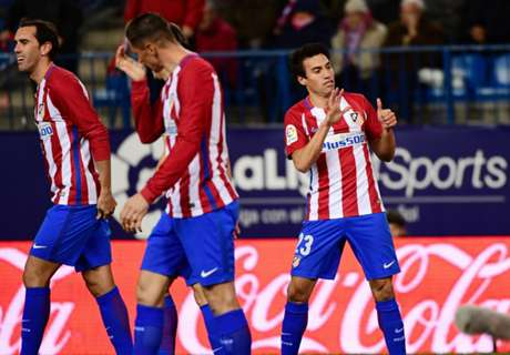 Early strike seals win for Atletico