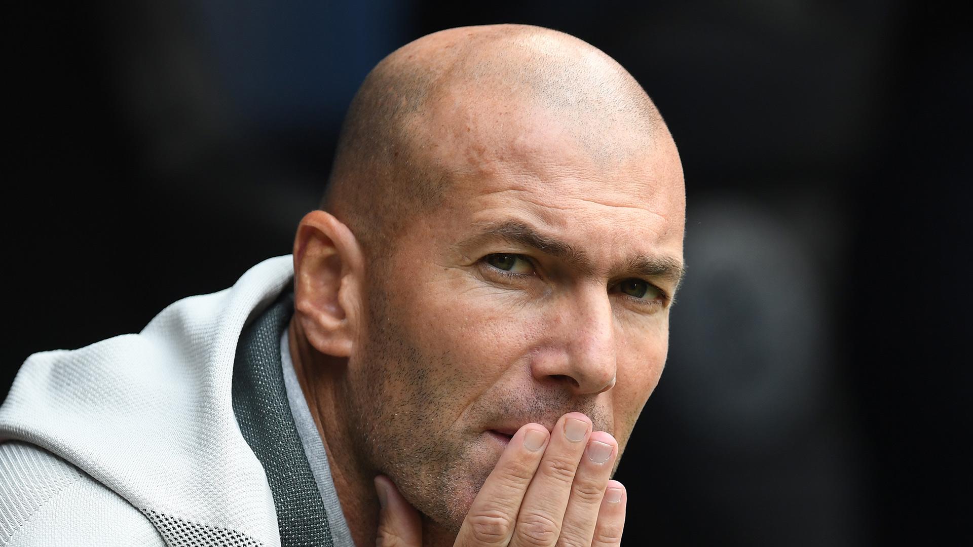 """Real Madrid - Zidane : """"Je compte sur James et Bale"""""""