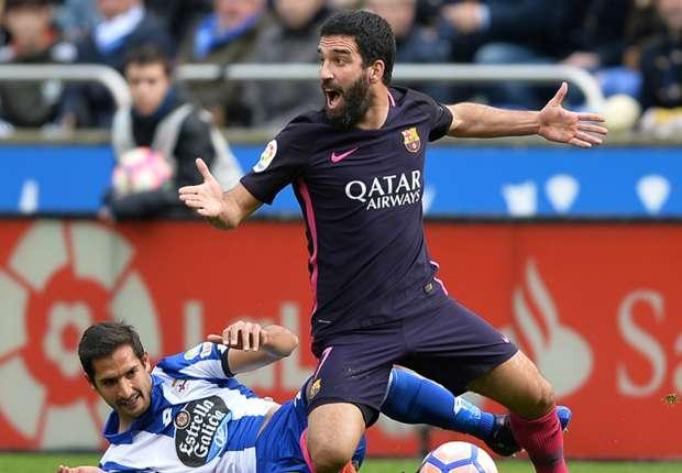 رسمياً   برشلونة يفقد توران في أحرج فترات الموسم -