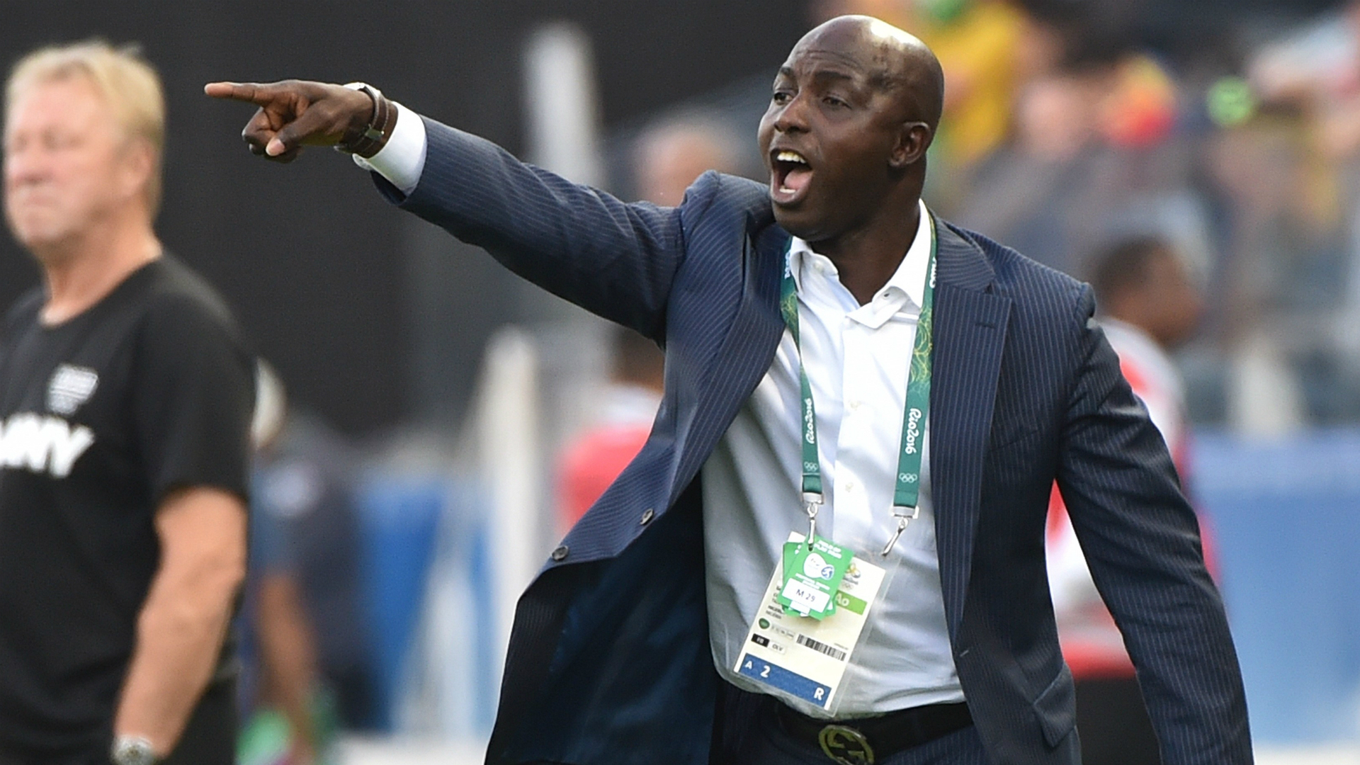 Former Nigeria coach Samson Siasia's mother kidnapped in Bayelsa