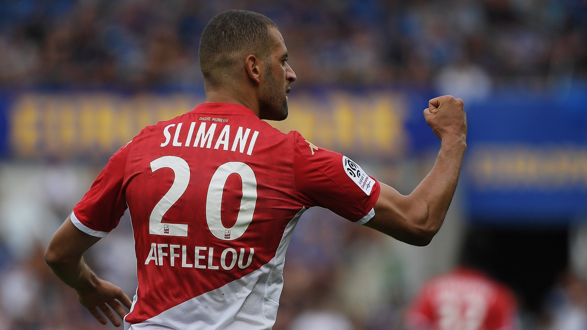 Monaco à Reims sans Ben Yedder et Slimani !
