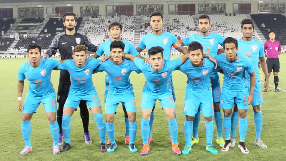 India U Afc U Championship Qualifiers