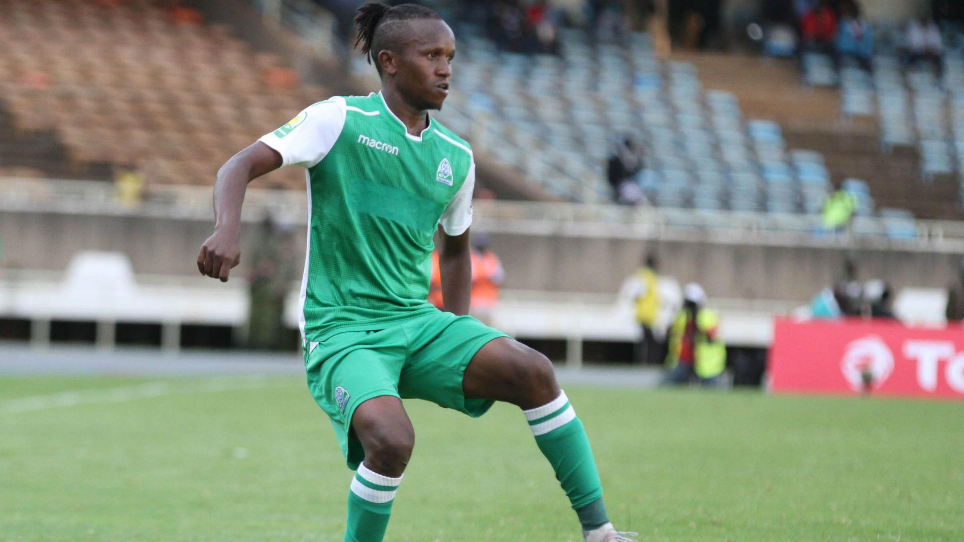 Francis Kahata: I am already settled at Simba