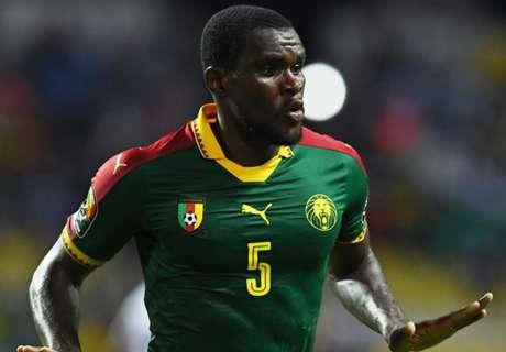 Africans review: Ngadeu hits three