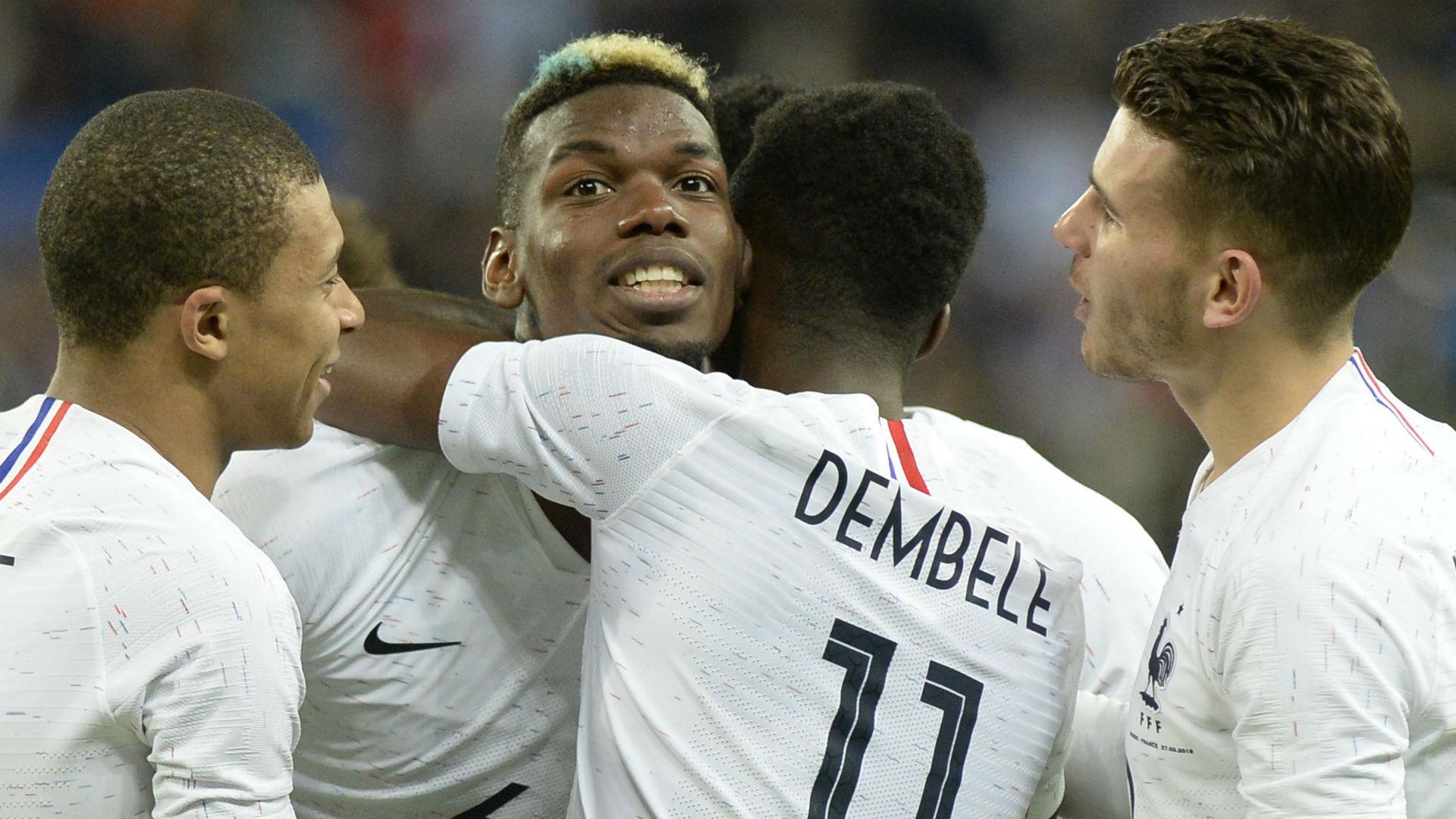 FIFA investigating alleged racist chanting at Pogba c84ec38c3