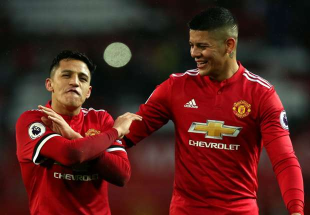 Man Utd squad numbers  Marcos Rojo leaves No.5 shirt vacant - Goal.com 0a1339614