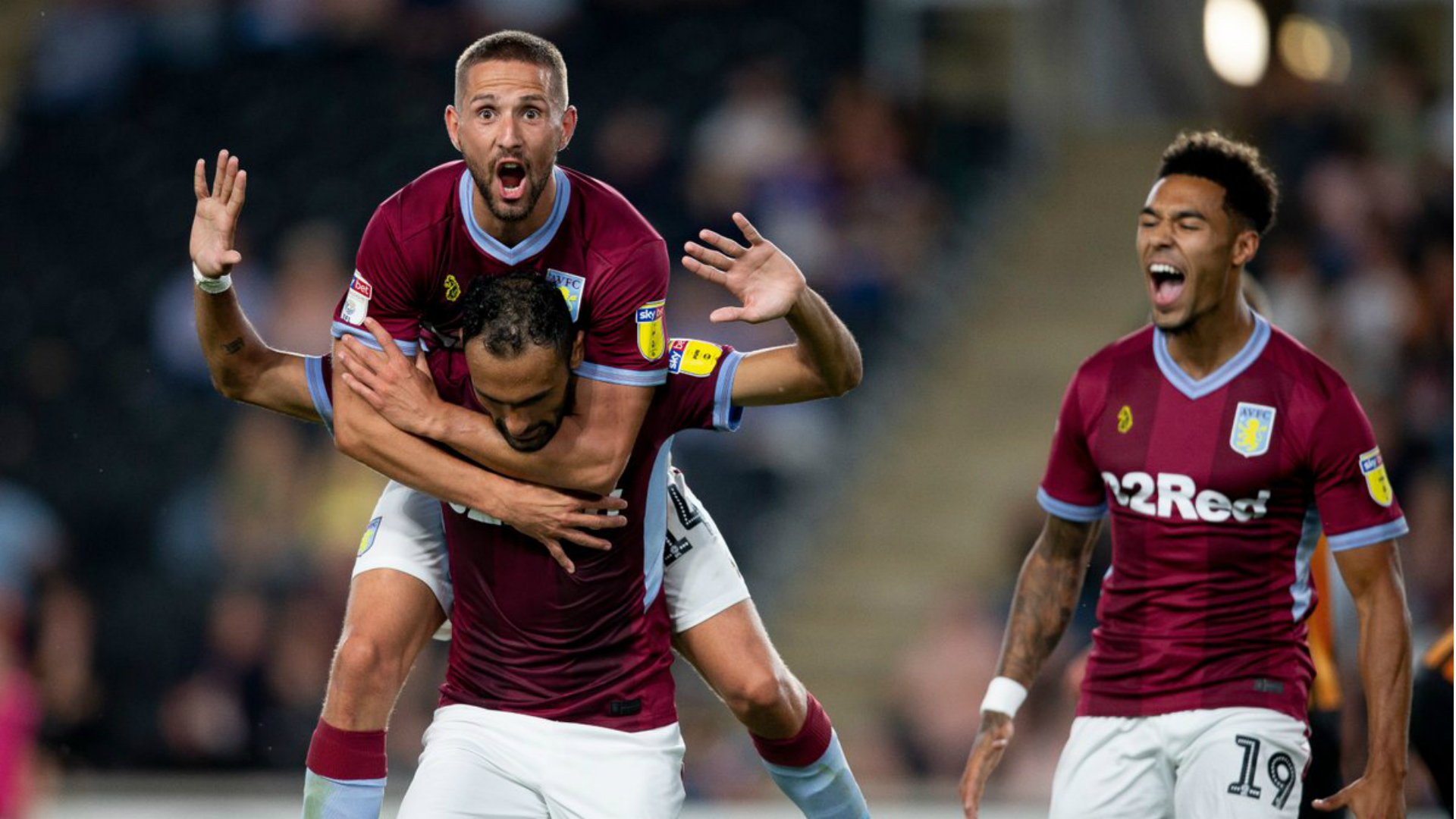 Ahmed Elmohamady wants Aston Villa to hit the ground running against Derby