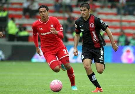 Xolos le dio la bienvenida a Aguilar