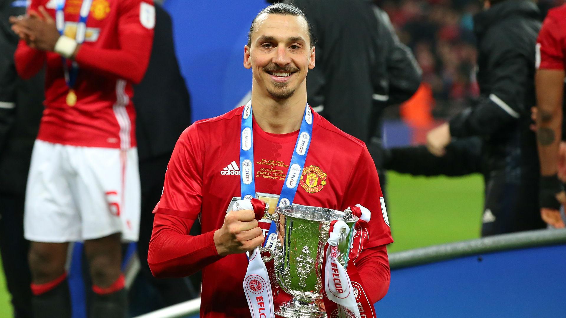 Kemenangan Ibrahimovic Manchester United EFL Piala