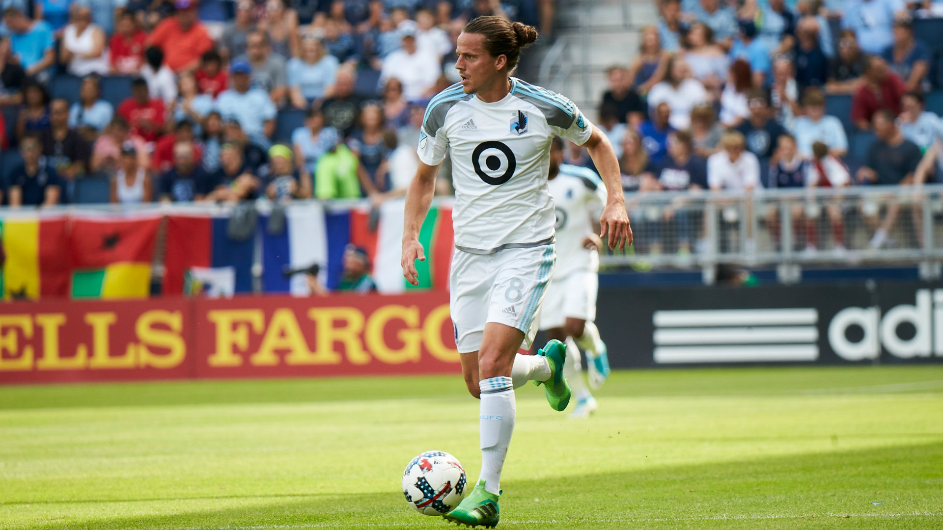 Marc Burch Minnesota United