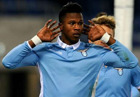 Lazio yet to receive Keita offer