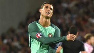 CRISTIANO RONALDO PORTUGAL UEFA EURO 25062016