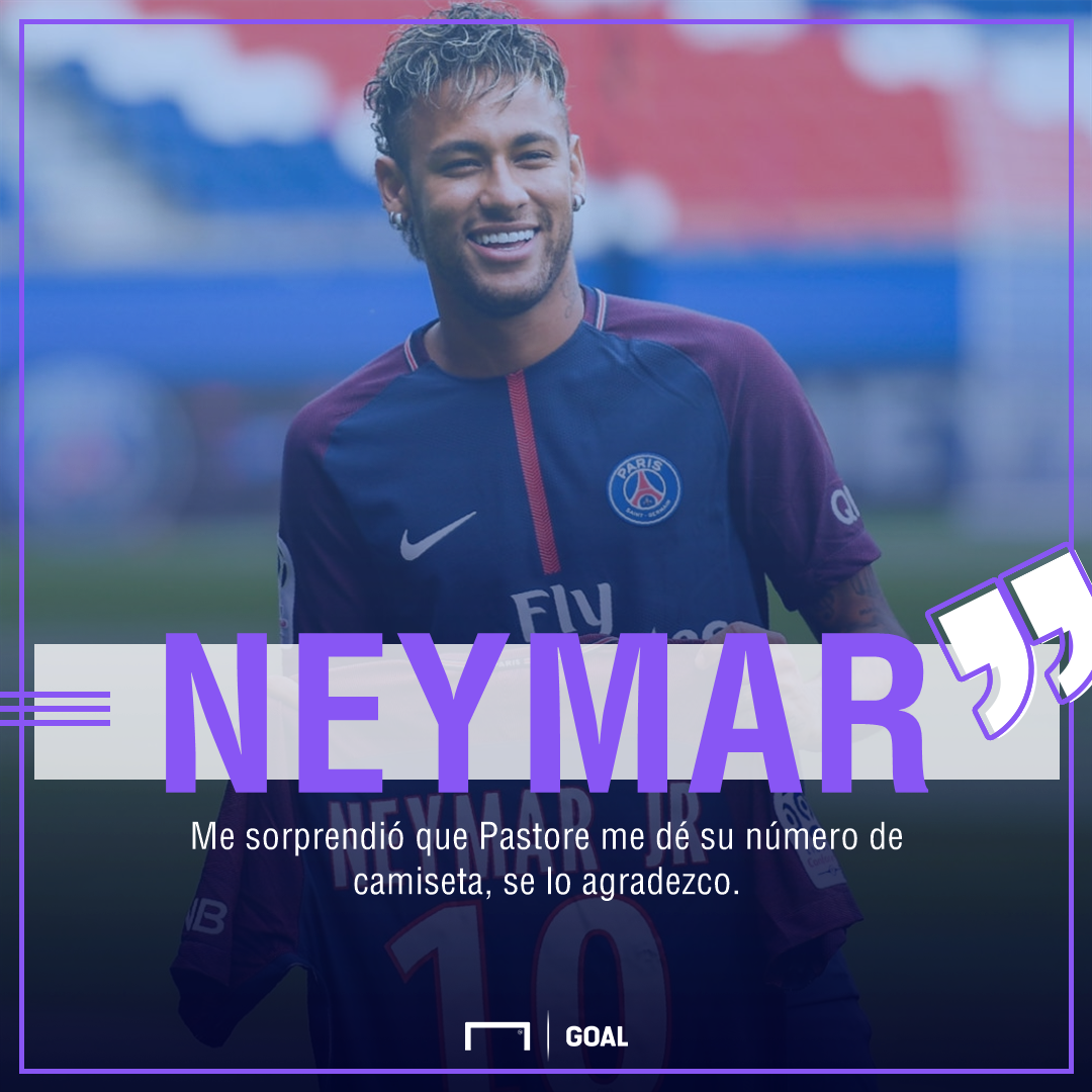 Neymar utilizará el 10 que siempre quiso en el Barça