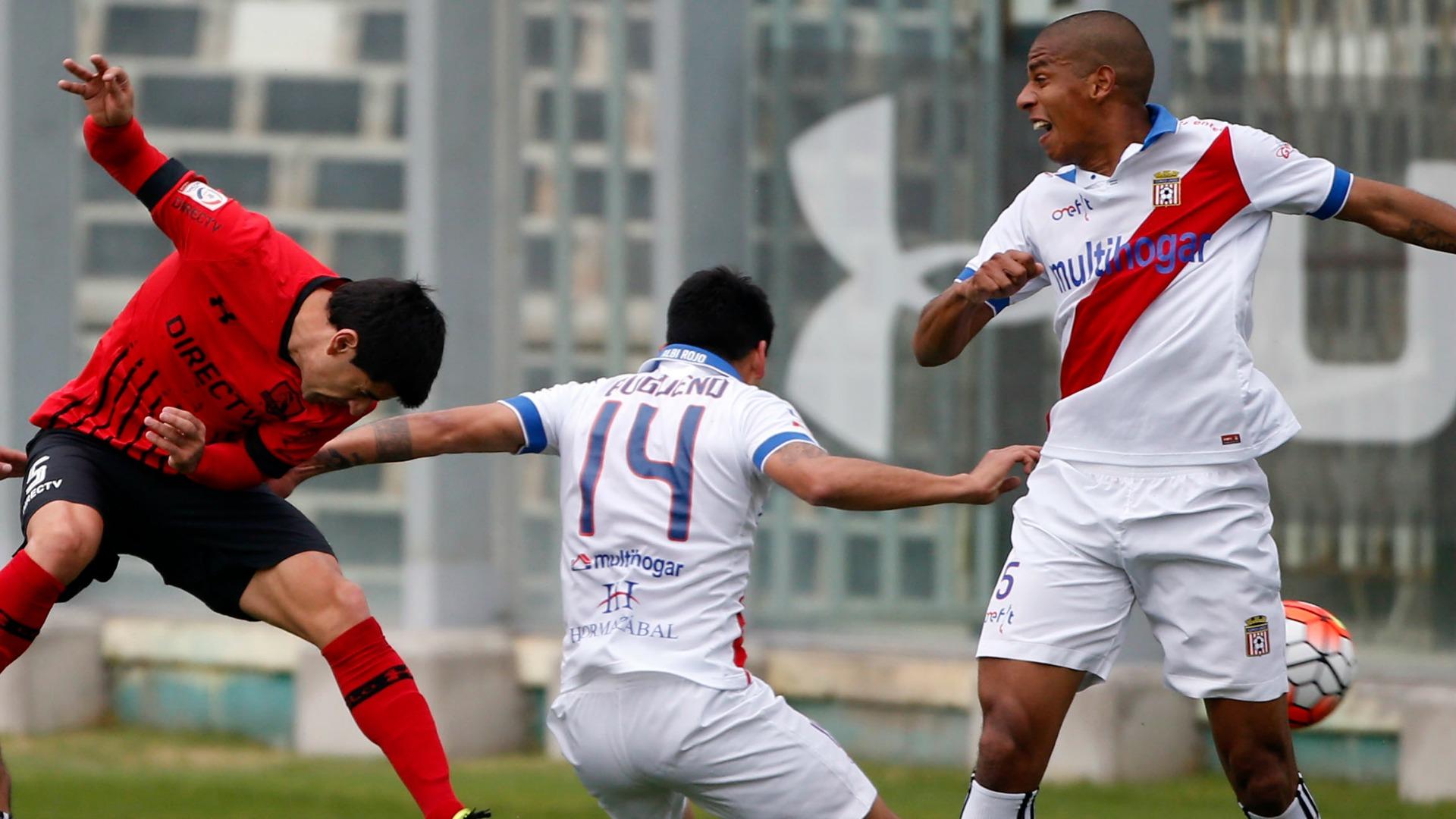 Curico Unido: Mercado De Pases Del Fútbol Chileno 2017/2018: Altas