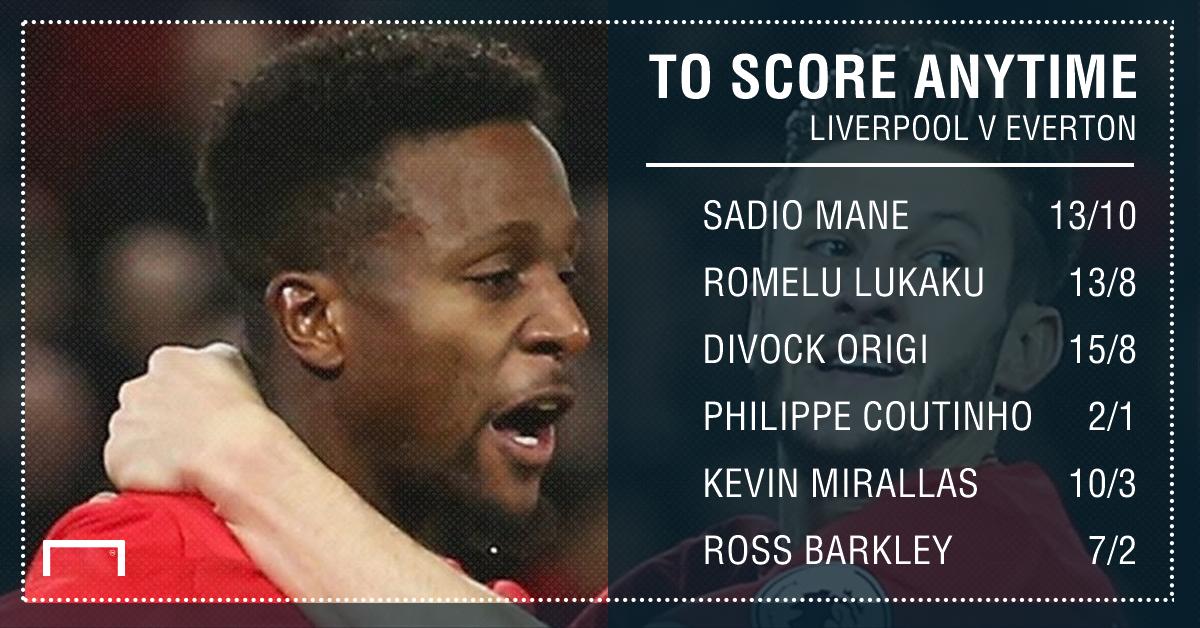 GFX Liverpool Everton scorer betting