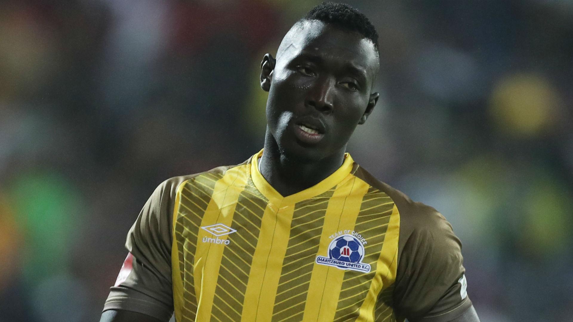 Ofori: Maritzburg United confirm Belgian interest in goalkeeper