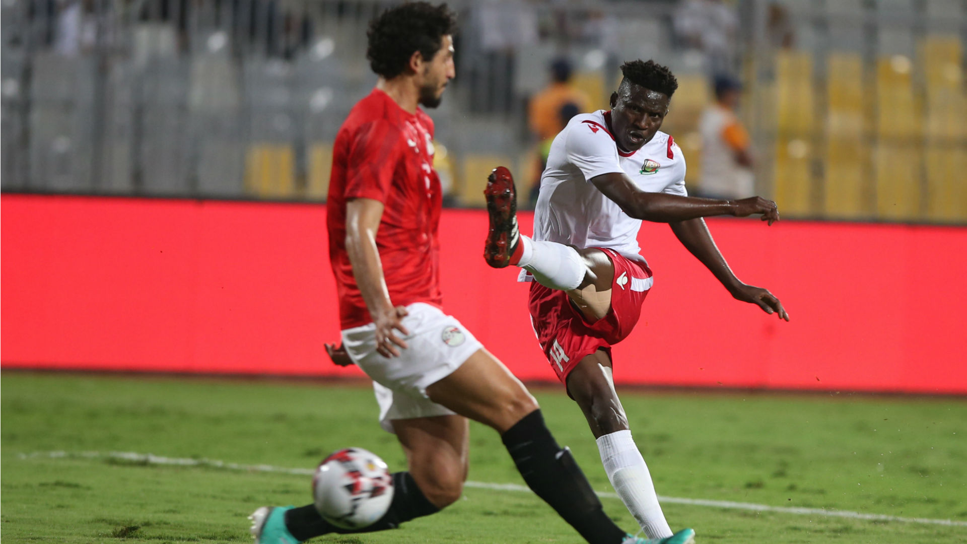 Afcon 2021 Qualifier: Egypt 1-1 Kenya - Michael Olunga strike denies the hosts