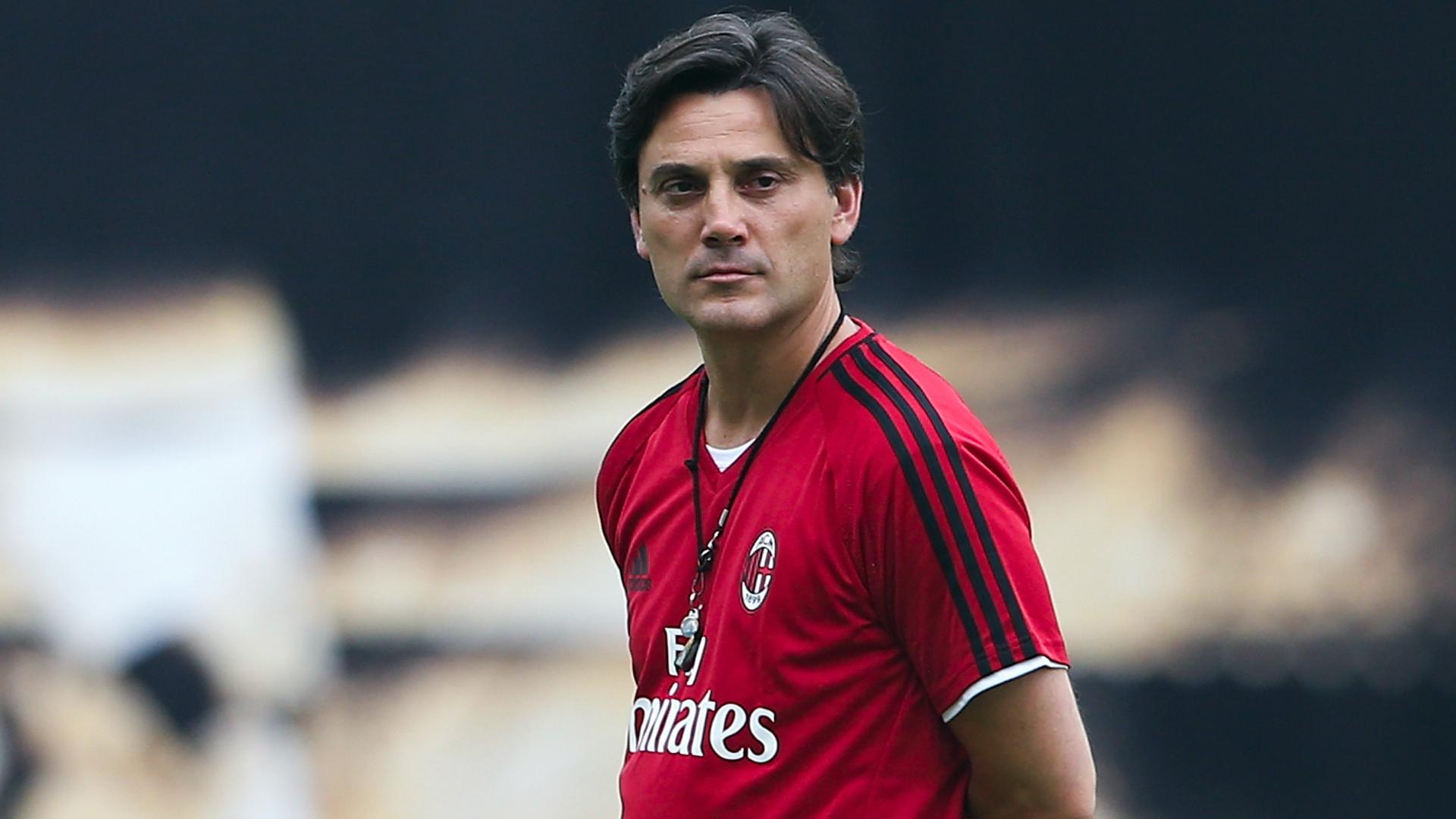 Vincenzo Montella - Milan