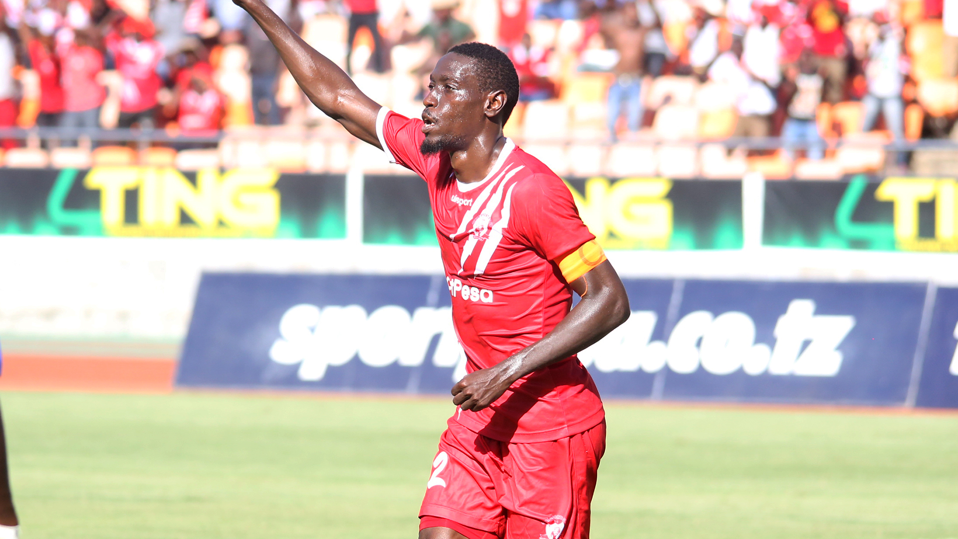 Aussems pleads with Simba SC management to sign Kagere backup