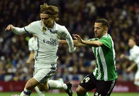Modric gets awesome Madrid tribute