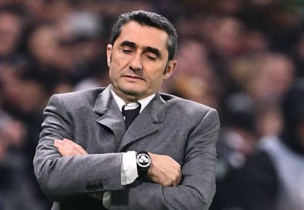 'The goals will come' - Barcelona dry spell no concern for Valverde