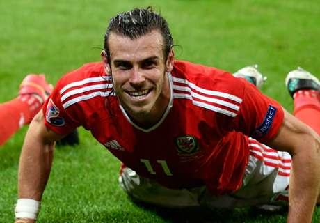 'Bale better than Messi & Ronaldo'