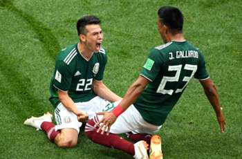 Mexico hero Lozano revels in 'best goal of my life' after Germany giant-killing