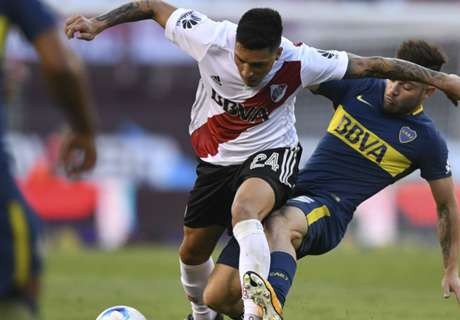 EN VIVO: River 1-0 Boca