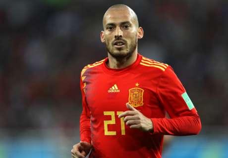 Spanien: David Silva tritt aus Nationalteam zurück