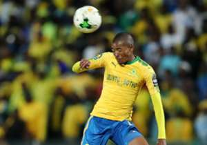 THAPELO MORENA = 6/10 - Showed great attacking prowess and created a few openings. He was also solid in defence.