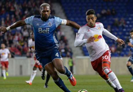 Red Bulls squander first-leg chance