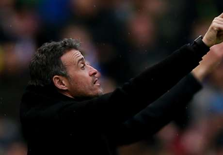 Long season ahead for Luis Enrique
