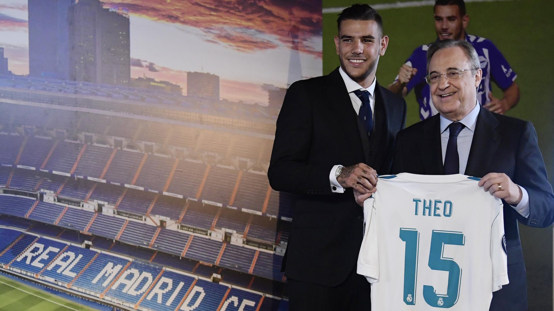 Theo Hernández ha pasado el reconocimiento médico del Madrid