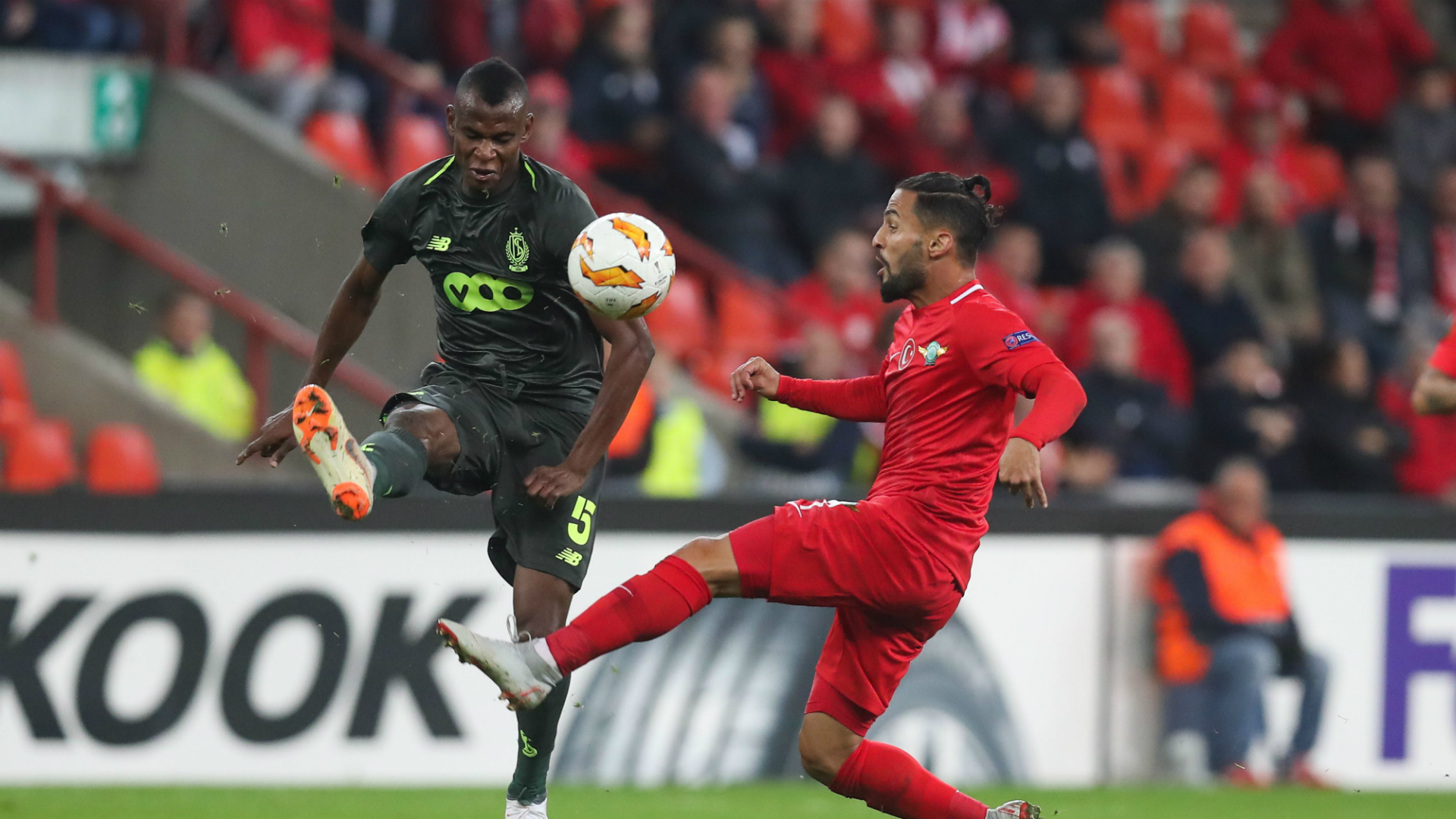 Uche Agbo: Confident Sporting Braga midfielder hails his experiences in Spain and Belgium