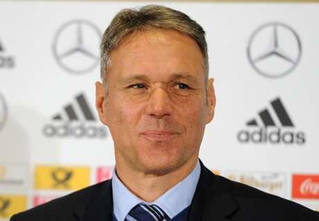 Van Basten stands by offside claim