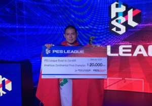 El peruano Luis Salazar se llevó 20 mil dólares y el pase a la gran final.