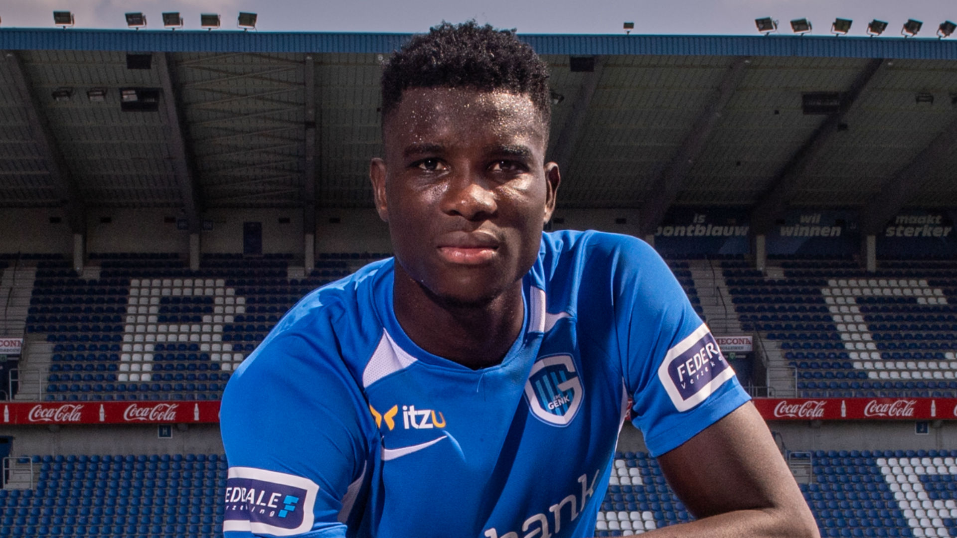 Paul Onuachu scores first Genk goal in Sporting Charleroi defeat